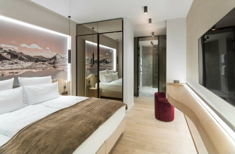 Nennerhof - Living & Sport / Apartments in Hintertux / Apartment Living Superior