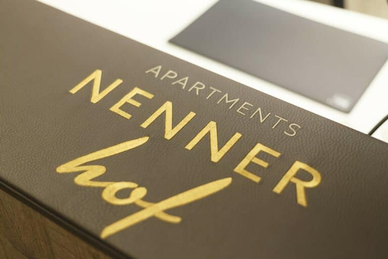 Nennerhof - Living & Sport / Apartments in Hintertux