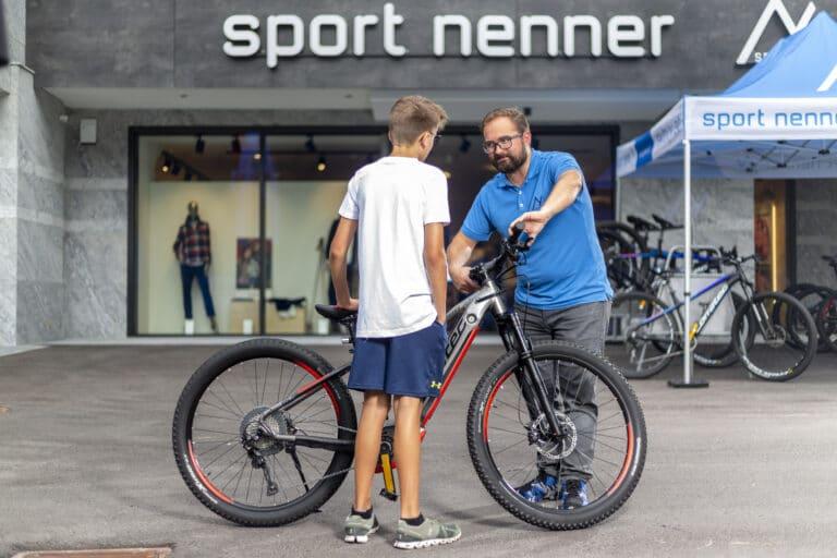 Nennerhof - Living & Sport / Apartments in Hintertux / Sport Nenner