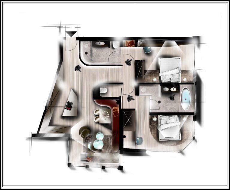 Nennerhof - Living & Sport / Apartments in Hintertux / Apartment Living Superior